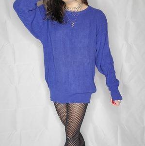 2/20$ Vintage knit pullover longsleeve sweater